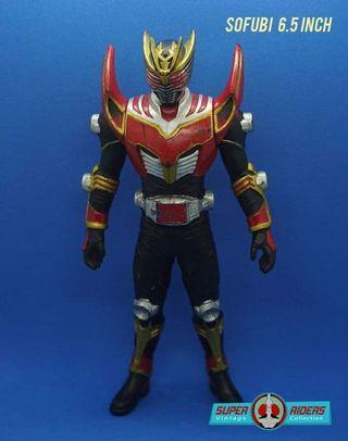 Kamen Rider Ryuki Series Sofubi
