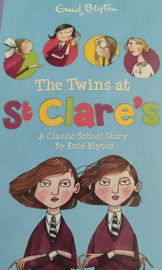 🚚 The twins at st clare's