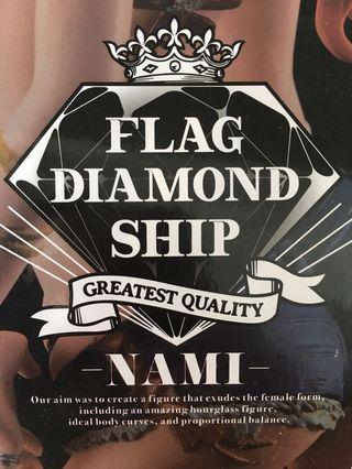 Flag Diamond Ship Nami