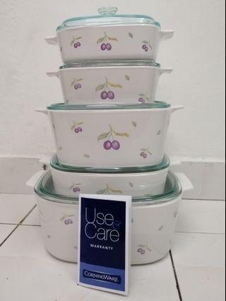 #MGAG101 Original Corningware Cookware