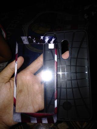 Softcase + Temperad Glass Xiaomi note 4x