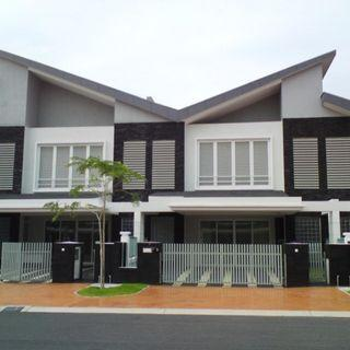 Double Storey House For Sell , 0 downpayment , free all legal fees mot , kajang