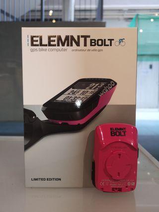 Element ELEMNT Bolt (Pink/Limited Edition)