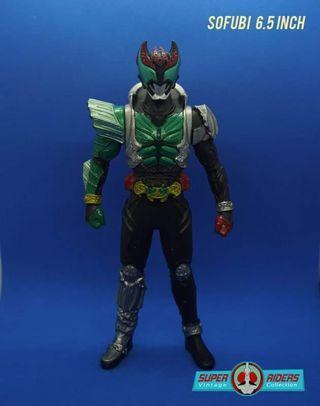 Kamen Rider Kiva Series Sofubi