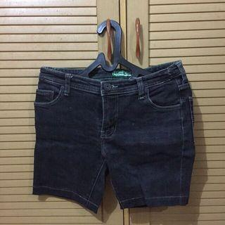 Hotpants Denim Black