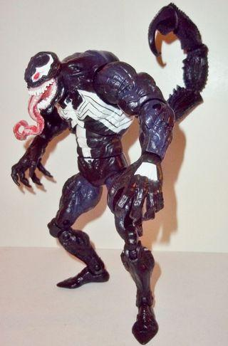 Marvel Classic Spiderman Venom Figure{LOOSE}