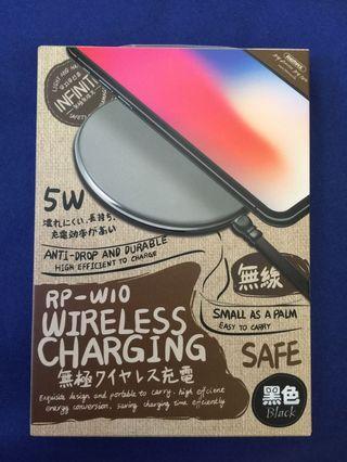 🚚 RP-W10 Wireless Charging 5W Palm Size