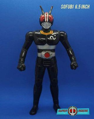 Kamen Rider Black/Amazon/Stronger/Ichigo/Nigo/V3/Riderman Sofubi