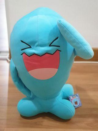 Pokemon Banpreso Wobbufet Plush Toy 50 cm