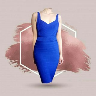 988f566abe herve leger dress | Sports | Carousell Philippines