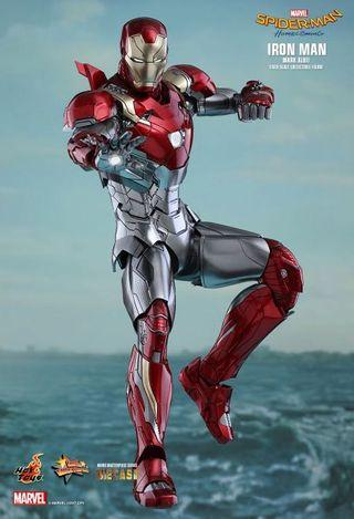 徵 / 收 Hottoys Hot Toys Ironman Mark 47 diecast 全新 or 二手