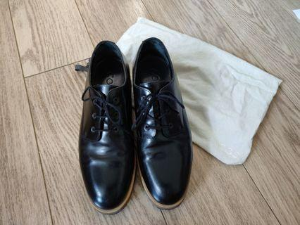 Cos  Leather Oxford Shoes