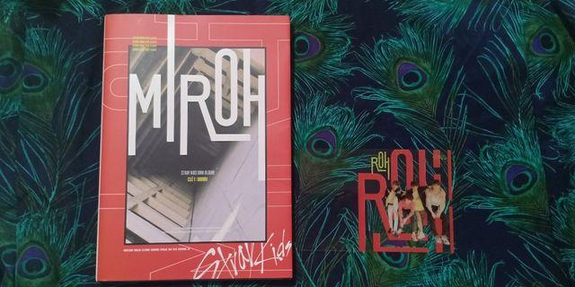Stray Kids Clé 1: Miroh (Limited Version) Unsealed