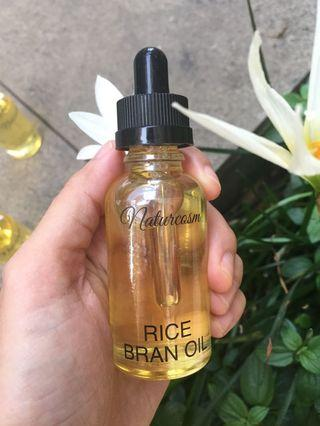 Rice Bran Oil face serum