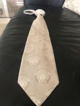 Authentic Versace Medusa tie