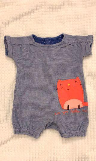 Baby Romper from mothercare