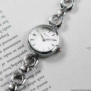 Kimio 夢遊中的戀愛手錶  Love in Sleepwalking Watch 銀色 全新