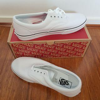 VANS | Era True White Vans