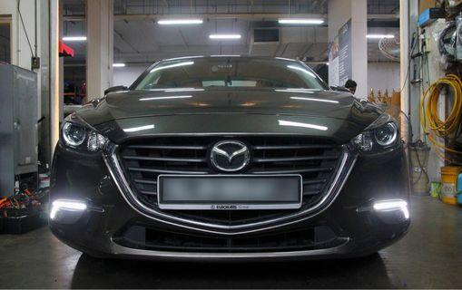 Mazda 3 Day Time Running Lamp