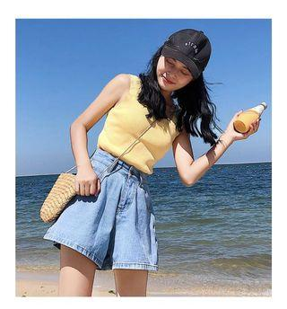 🚚 [PO] denim shorts avail in 2 colours