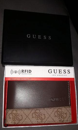 Guess bifold wallet REPRICED