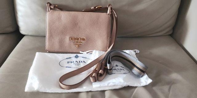 PRADA Duo Changeable Sling Bag