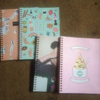 A5 Typo Notebook