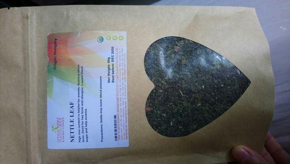 Nestle leaf