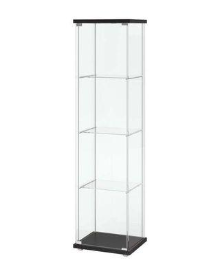 Detolf Glass Display Cabinet