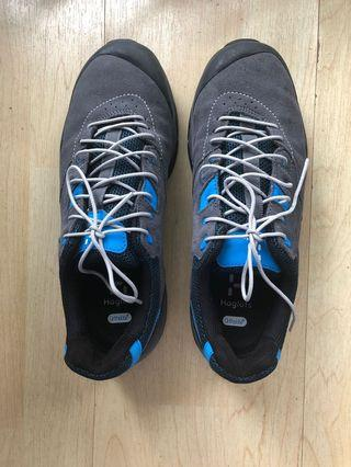 Haglofs Roc claw Gore-TEX shoe. Color: Blue/Grey.   (Fast deal $100)