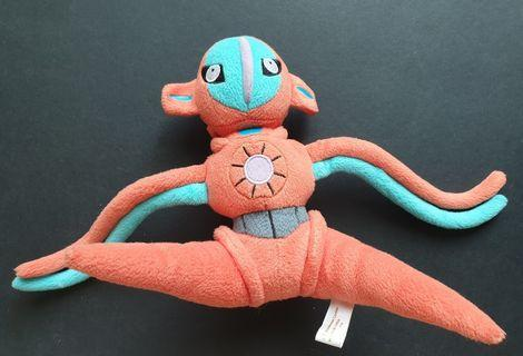 Pokemon Banpresto Deoxys Normal Forme Plush
