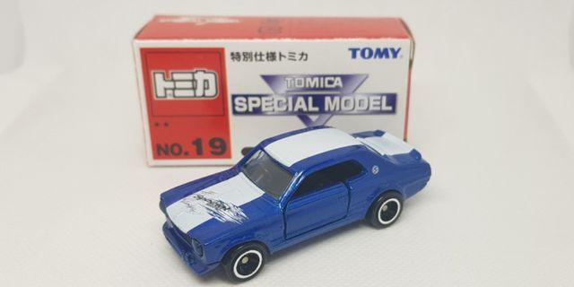 Tomica Special Model Nissan Skyline 2000 GT-R Racing