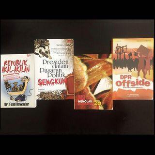 Paket Buku Politik