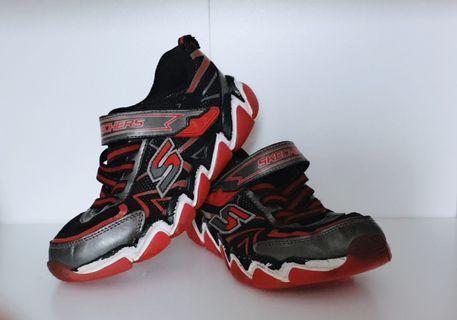 Skechers Boy Shoes Size 12