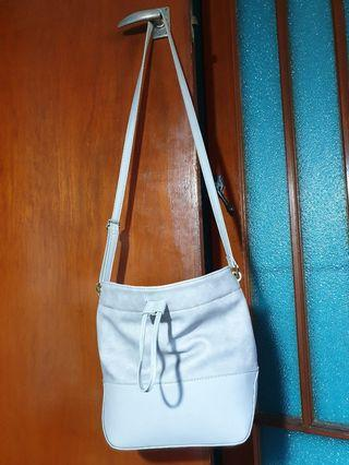 Brand New Sportsgirl Grey Handbag