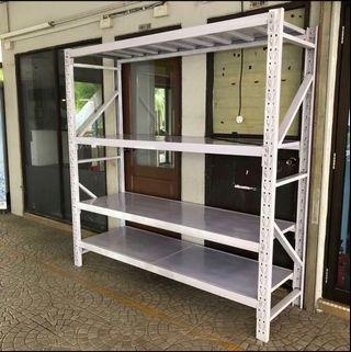 Metal Shelf for Warehouse Store Cabinet  3 Tier and 4 Tier