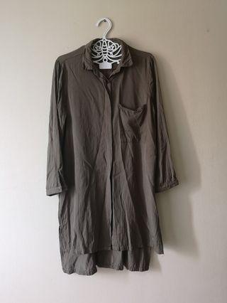 Army Green Shirt