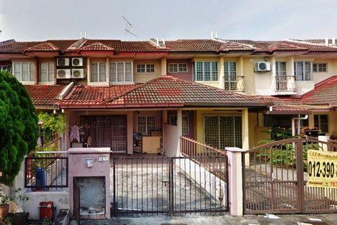 Freehold Extended 2sty Terrace @Taman Puchong Utama for ONLY RM510,000 (Market value RM700,000)