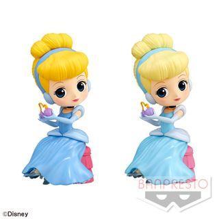 迪士尼 FIGURE 灰姑娘 - Q posket perfumagic Disney Characters - Cinderella -