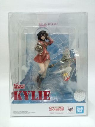 日版 荒野的壽飛行隊 Kylie 凱莉 琪莉 姬莉 Figuarts Zero Figure#MTRssp