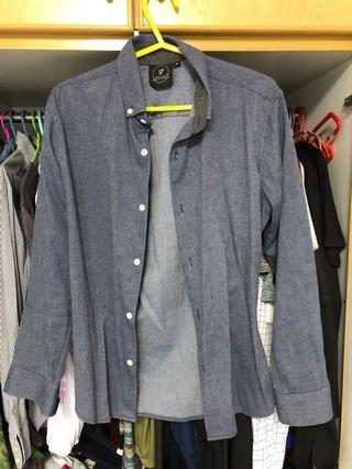 🚚 Flesh Imp long sleeve shirt