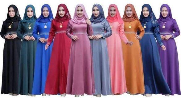 💜Dress + shawl