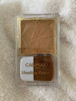 Canmake Japan Tokyo Face Shading Powder | Shade 03 | Contour Bronzer
