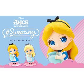 迪士尼 Figure 愛麗絲 #Sweetiny Disney Characters - Alice -
