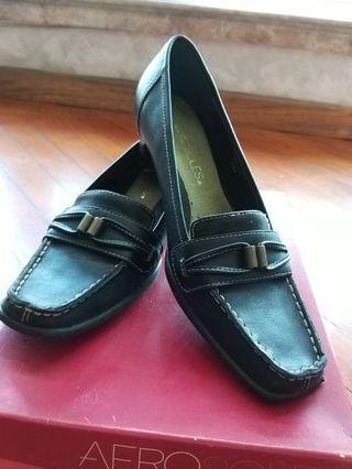 Aerosoles 真皮舒適鞋