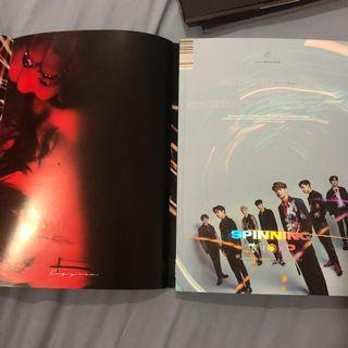 WTT GOT7 Spinning Top Album: Security Version