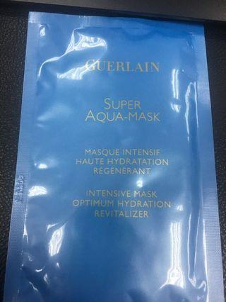 $70塊/guerlain super aqua mask