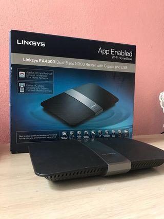 Linksys EA4500 Wireless Router #FATHERSDAY35