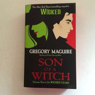 Son of the witch (Wicked)