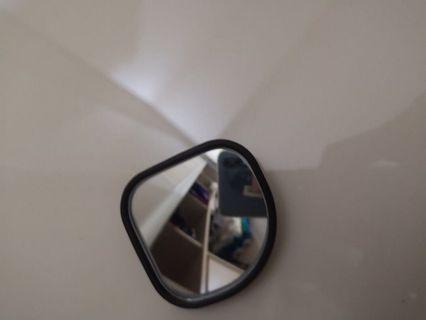 #july100 Blind spot mirror